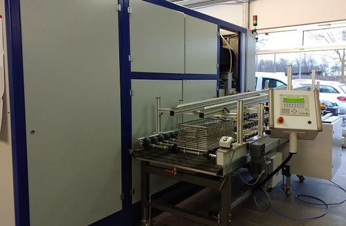 Universal 81W - Aqueous Cleaning System