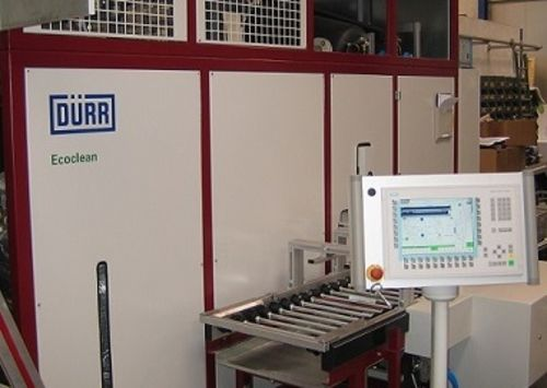 Compact 80C – Hydrocarbon Cleaning System