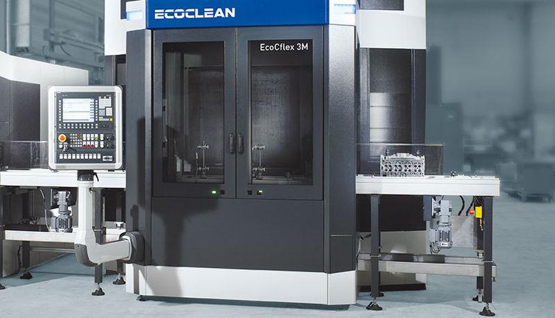 EcoCFlex 3 - Qualité de nettoyage extrême avec une flexibilité et une rentabilité maximales