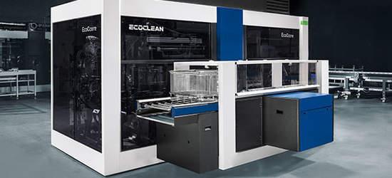 EcoCcore - la nouvelle génération de nettoyage à base de solvant